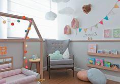 Decoração de quarto infantil: 4 inspirações para fugir dos clichês