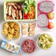 Simple Ways To Start Clean Eating Today Quick Healthy Meals, Eat Breakfast, Healthy Breakfast Recipes, Healthy Recipes, Chicken Diet Recipe, Diet Desserts, Food Goals, Food Menu, Clean Eating Recipes