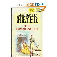 The Grand Sophy: Amazon.ca: Georgette Heyer: Books Georgette Heyer, Reading Quotes, Music Tv, Regency, Book Covers, Authors, Books To Read, Ms, Choices