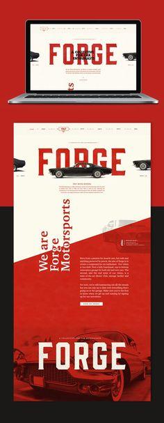Forge Web Design   Fivestar Branding – Design and Branding Agency & Inspiration Gallery