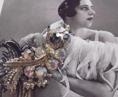 Vintage 1960s Brooch Pin Owl Aurora by GoodGoodyGirlsJewels, $24.00