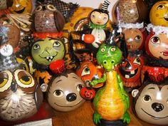 2012 Halloween Gourd Crop by Carolyn Lockwood, Ohio