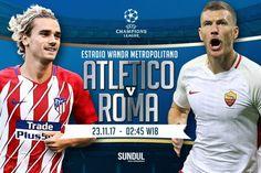 http://ift.tt/2hJ95MO - www.banh88.info - Kèo Nhà Cái W88 - Nhận định Atletico Madrid vs AS Roma 02h45 ngày 23/11: Cơn đau cuối cùng  Nhận định bóng đá hôm nay soi kèo trận đấu Atletico Madrid vs AS Roma 02h45 ngày 23/11 bảng C Champions League sân Wanda Metropolitano.  Cơn đau của NHM Atletico Madrid có thể tới gần hơn tại vòng đấu thứ 5 này nếu như thầy trò Simeone không thể thắng AS Roma.  Kèo nhà cái Atletico Madrid vs AS Roma  Nhận định Atletico Madrid  Cùng với hàng xóm Real Madrid đội…