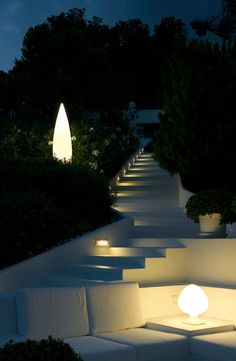Lampe de jardin TREE by @VIBIA