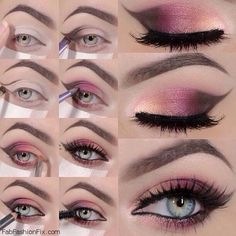Makeup Tutorials For The Blue Eyed Fashionista