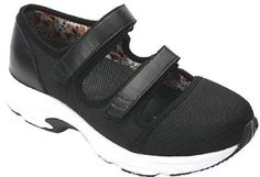 Womens Drew Shoes SOLO 13 WW Extra Wide Mary Jane Sneakers Athletic Orthotic New #Drew #MaryJanes