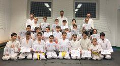 Succesful kyu exam at Aikido Dunakeszi Dojo. https://www.sas-aikido.hu