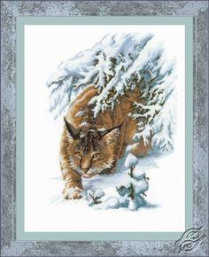 Lynx - Cross Stitch Kits by RIOLIS - 100/020