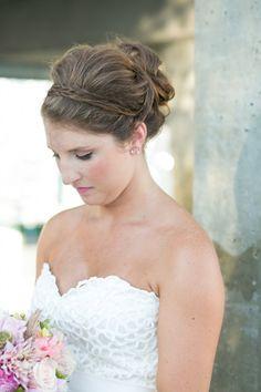 Southern wedding hairstyles - Image via Dana Cubbage - Model: Blake Bush