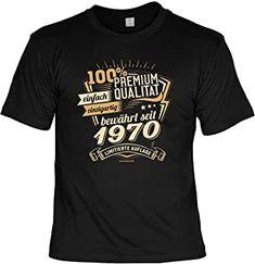 Dieses T-Shirt passt perfekt für den Geburtstag! #1970 #Geburtstag #Birthday #Party #Feiern #HappyBirthday #Spruch #Werbung #50er Hula Hoop, Mens Tops, Party, Fashion, Frases, T Shirts, Thoughts, Gifts For Birthday, Funny T Shirts