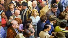 "Juxtapoz Magazine - Alex Prager ""Face in the Crowd"" @ Lehmann Maupin, NYC Guy Bourdin, Cindy Sherman, William Eggleston, Diane Arbus, Martin Parr, People Photography, Street Photography, Space Photography, Conceptual Photography"