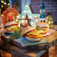 Lekker voor de buiten-barbecue. Recept -  Pompoen-cheeseburgers - Boodschappenmagazine #bijgerecht #kerst #bbq #lunch