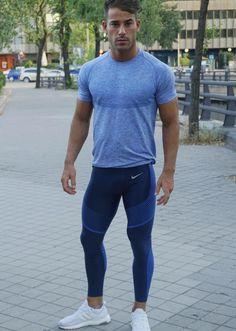 Men's Training Gear - Men's Training Gear Source by koelnds - Running Fashion, Fitness Fashion, Running Wear, Gym Fashion, Mens Running, Fitness Gear, Gym Gear For Men, Mens Gear, Mens Leotard