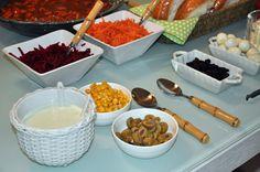Mesa posta para hot dog gourmet   Blog da Michelle Mayrink