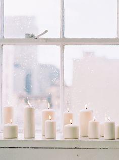 Minimalist Modern Wedding Inspiration - Once Wed