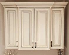 Best Antique White Glazed Cabinet Doors In 2019 Antique 640 x 480