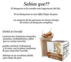 Shake: El desayuno es la comida mas importante del dia Mayor Información   Distribuidor Independiente Omnilife & Angelíssima  Manuel Crisanto Cel. 1  908 4473433 omnisolucion@gmail.com omnisolucion@hotmail.es