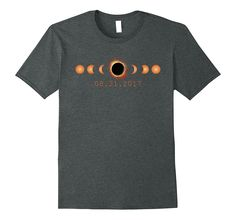 August 21 2017- Total Solar Eclipse Tshirt