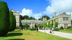 Lanhydrock house gets good reviews on mumsnet - but it is another country house?. We are Nat. Trust members as well.