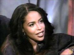 ▶ Xai'nyy Aaliyah Dana Haughton - Rare Aaliyah interview pt 1 - YouTube