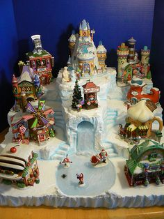 North Pole Hill side by 56th and Main, via Flickr