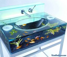 is this not the coolest sink you have ever seen?