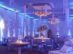 Location matrimonio. Illuminazione