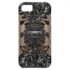 Caradythe Chablis Victorian Tough iPhone 4 Cases