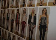 Balmain models