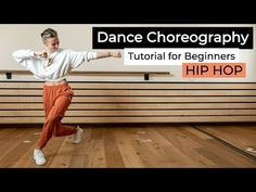 HIP HOP Dance Choreography Tutorial for Beginners - Free Dance Class at Home - YouTube Free Dance Classes, Exotic Dance, Dance Tips, Hip Hop Dance, Dance Choreography, Dance Dresses, Workouts, Hiphop, Dancing