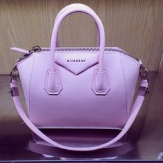 :: Lavender Givenchy bag ::