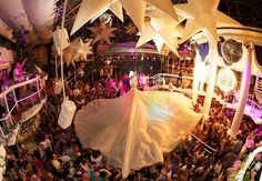 Es Paradis nightclub in San Antonio, Ibiza, Spain Where I first heard Insomnia. What a sound system !