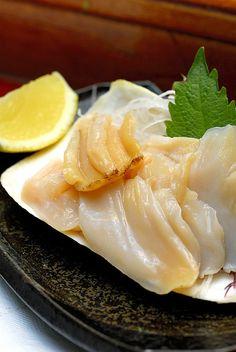 REBLOGGED - mirugai sashimi