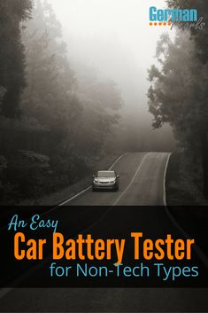 Easiest Car Battery Tester for Non-Tech Types | How to Test your Car Battery | Continuous Auto Battery Monitor | Analyze / Check your Battery via @GermanPearls