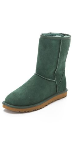 forest green ugg boots