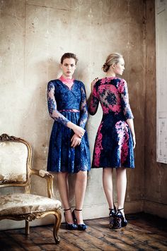 Erdem Resort 2013 - Review - Fashion Week - Runway, Fashion Shows and Collections - Vogue - Vogue
