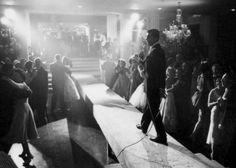 Dean at a dance, '58.