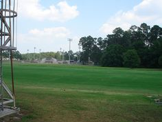 GSU Eagles Practice Field in Statesboro, Georgia by aconaway1, via Flickr