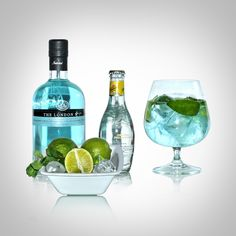 The London N1 GinTonic