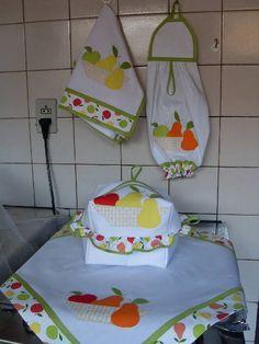 Mini kit de cozinha (05) | Cacarecos | Elo7