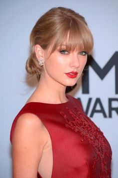 Taylor Swift at the CMA's