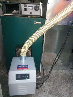 Check out this awesome project: Μετατροπή λέβητα πετρελαίου Vaillant σε πελλετ με καυστήρα BMIX DIGITAL στο Άργος Ορεστικό