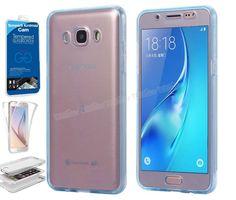 Samsung Galaxy J5 2016 Ön & Arka 360 Full Korumalı Silikon Kılıf + Kırılmaz Cam -  - Price : TL22.90. Buy now at http://www.teleplus.com.tr/index.php/samsung-galaxy-j5-2016-on-arka-360-full-korumali-silikon-kilif-kirilmaz-cam.html