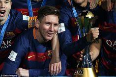Messi Oo Ka Hadlay Real Madrid, Atletico, Barca Iyo Qabyada Argentine