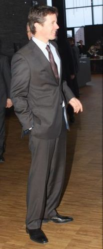 Le prince héritier Frederik