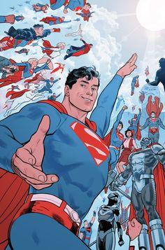 Batman Vs Superman, Superman Family, Batman Comic Art, Superman Stuff, Dc Comics Superheroes, Dc Comics Art, Batman Comics, Manga Comics, Batman Returns