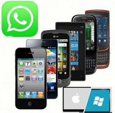 How to Download and Install WhatsApp Messenger on iOS, Android, Symbian, PC #tech #whatsApp