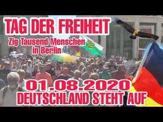TAG DER FREIHEIT BERLIN 01.08.2020 - YouTube