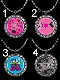 Hip Hop Necklace Party Favor Teen Tween Kids