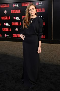 Steal Elizabeth Olsen's red carpet look for a touch of weekend glam